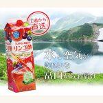 【飲む酢】リンゴ酢で夏バテ防止対策